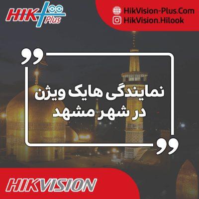 نمایندگی هایک ویژن در مشهد