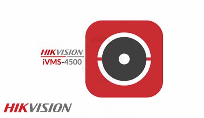 انتقال تصویر هایکویژن با برنامهIVMS-4500