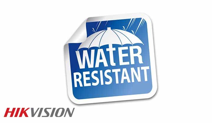 همه چیز درباره دوربین مداربسته ضد آب هایک ویژن ؛ استاندارد IP67