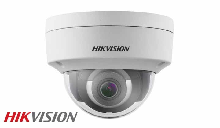 ویژگی های دوربین مداربسته ضد آب هایک ویژن ؛ استاندارد IP67